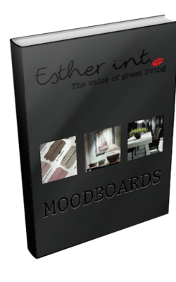 ebook,moodboard,esther int,interieurstylist